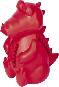 Nobby Dog Toy Tpr Crocodile Red