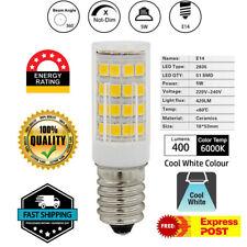 Quality LED Light Bulb Globe For Home & Appliances E14 Screw Cap Lamp Chandelier