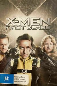 X-Men: First Class DVD - SAME / NEXT DAY POST