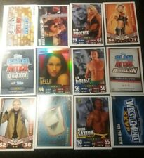 WWE Slam Attack Trading Cards