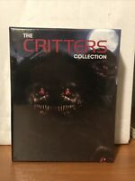 The Critters Collection Blu-ray SCREAM FACTORY BOX-SET Sealed Free Shipping!
