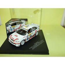 FORD FOCUS RS WRC RALLYE DE MONTE CARLO 2001 F. DELECOUR VITESSE SKM087 1:43 4èm