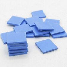 Pad thermique silicone pour CPU 10mmX10mmX1mm lot de 1