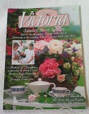 Victoria Magazine May 1995 v9 #5 Jane Austen Mothers Daughters