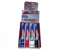 Set of 4: Kinsmart Kenworth T700 with Container Diecast Model 1:68 Semi Truck