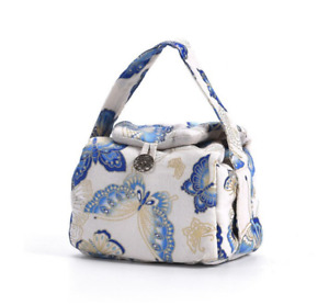 Chinese Tea Cozies Fabric Cloth Carrier Bag for Tea Set Bento Lunch Pouch Travel