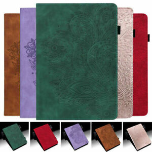 For Lenovo Tab M10 FHD Plus 2nd Gen M10 E10 Hybrid Leather Flip Stand Case Cover