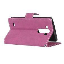 Goospery Matte Mobile Phone Wallet Cases