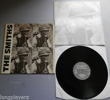 The Smiths - Meat Is Murder UK 1985 Rough Trade LP with Inner Sleeve