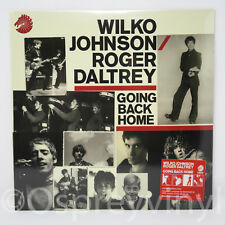 Wilko Johnson Roger Daltrey Going Back Home Chess Sealed LP The Who Stunning