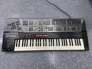 ROLAND JD-800 Classic Digital Synthesizer Keyboard midi VINTAGE SYNTH