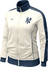 New York Yankees Nike Cooperstown Full Zip Jacket Women's XL BNWT FREE SHIPPING