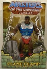 Masters Of The Universe Classics Clamp Champ Master Of Capture With Mailer Box