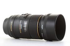 Obiettivo Sigma 105mm EX DG macro OS HSM per Canon EOS 750D 700D 70D (EF 100)