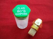 1x Brennerdüse Danfoss 0,45/80° S  Sonderausführung LE