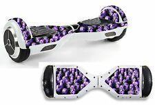 Purple Minions Sticker/Skin Hoverboard / Balance Board Hov20