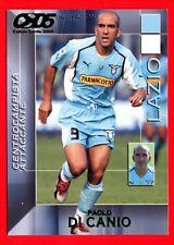 CALCIO CARDS 2005 - Panini Card n. 81 - DI CANIO - LAZIO