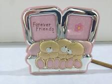 Cornice portafoto FOREVER FRIENDS in argento FF0181/R regalo per nascita