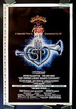 SGT PEPPERS LONELY HEARTS CLUB BAND * CineMasterpieces 1SH ORIGINAL MOVIE POSTER