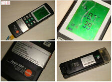 """AS-IS"" testo 325-1 Flue Gas Combustion CO O2 CO hPa ℃ Analyzer (Sensor Expired)"
