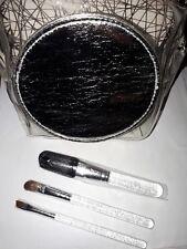 Mac Glitter & Ice Brush Kit 129SE, 275SE & 266SE & Bag New with box