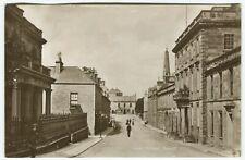 LOW STREET, BANFF - Banffshire Postcard (P1209)