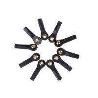 10Pcs / M3 Plastic Rod End Ball Head Buckle /Connecting Rod Head