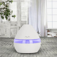 Air Humidifier Essential Oil Aroma Diffuser Mist Purifier Aromatherapy 300ml New