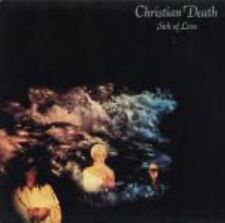 Christian Death Sick Of Love UK 12""