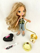 Bratz Girlz Kidz YASMIN Doll Pampered Pupz Accessories Clothing Opal Dog RARE
