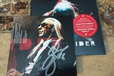 DEE SNIDER We Are The Ones SIGNED CD Twisted Sister Autographed
