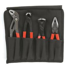 Concreters' Tool Roll Knipex 0060 4 Piece Made in Germany Handy High Quality