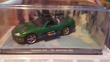 GE Fabbri Eaglemoss No6 James Bond Car Jaguar XKR Die Another Day 1:43 Diecast