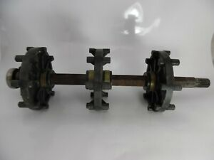 Track Drive Shaft And Cogs 1994 Arctic Cat Cheetah 550 0728-022