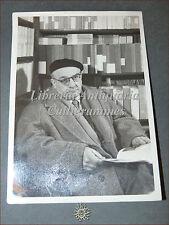 Libreria di Scienza e Lettere 1950 Fotografia - Personaggio non identificato