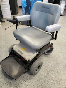 usedElectric  wheel chair Hoveround XHD heavy duty