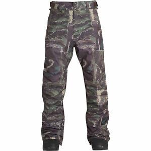 BILLABONG Men's LOWDOWN Snow Pants - CMM - Small - NWT