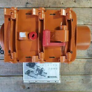 KESSEL Staufix Rückstauverschluss DN125 73125 (11F) inkl.Versand