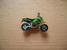 Pin badge Kawasaki KSR 110/ksr110 vert green Moto Art. 0918 Motorbike