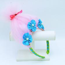 CUSTOM TROLL Headband, Pink Troll Headband, Troll Hair Bow, Poppy Headband