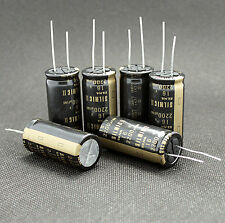 6 Pcs Japan ELNA 2200UF/16V  SILMIC II Series High-END HIFI Audio Capacitor CAP