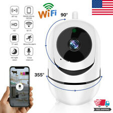 1080P HD IP Camera Wi-Fi Smart Home IR Night Wireless Security Baby Monitor CCTV