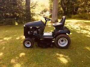 Bolens Ride On Mower Garden Tractor Menage Lawn woodland scrub