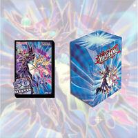 YUGIOH THE DARK MAGICIANS BUNDLE | SLEEVES, DECK BOX KONAMI OFFICIAL