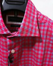 Kent&Curwen UK Luxury beautiful shirt Lsmall(Fit is M/50/40~41) NWT$195