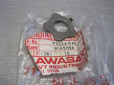KAWASAKI NOS CLUTCH HUB LOCK WASHER S1 S2 S3 KH KE175 F6 F7 KE KX KS  92024-046