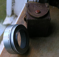 40mm screw in genuine  Lens Hood for  Canon rangefinder 50mm 1.5