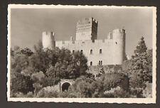 VILLENEUVE-LOUBET (06) CHATEAU MEDIEVAL en 1950