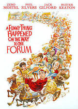 A FUNNY THING HAPPENED ON THE WAY TO THE FORUM LIKE NEW