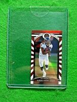 MARQUISE BROWN MINI LEGACY CARD SP#/75 BALTIMORE RAVENS 2020 LEGACY FOOTBALL SP